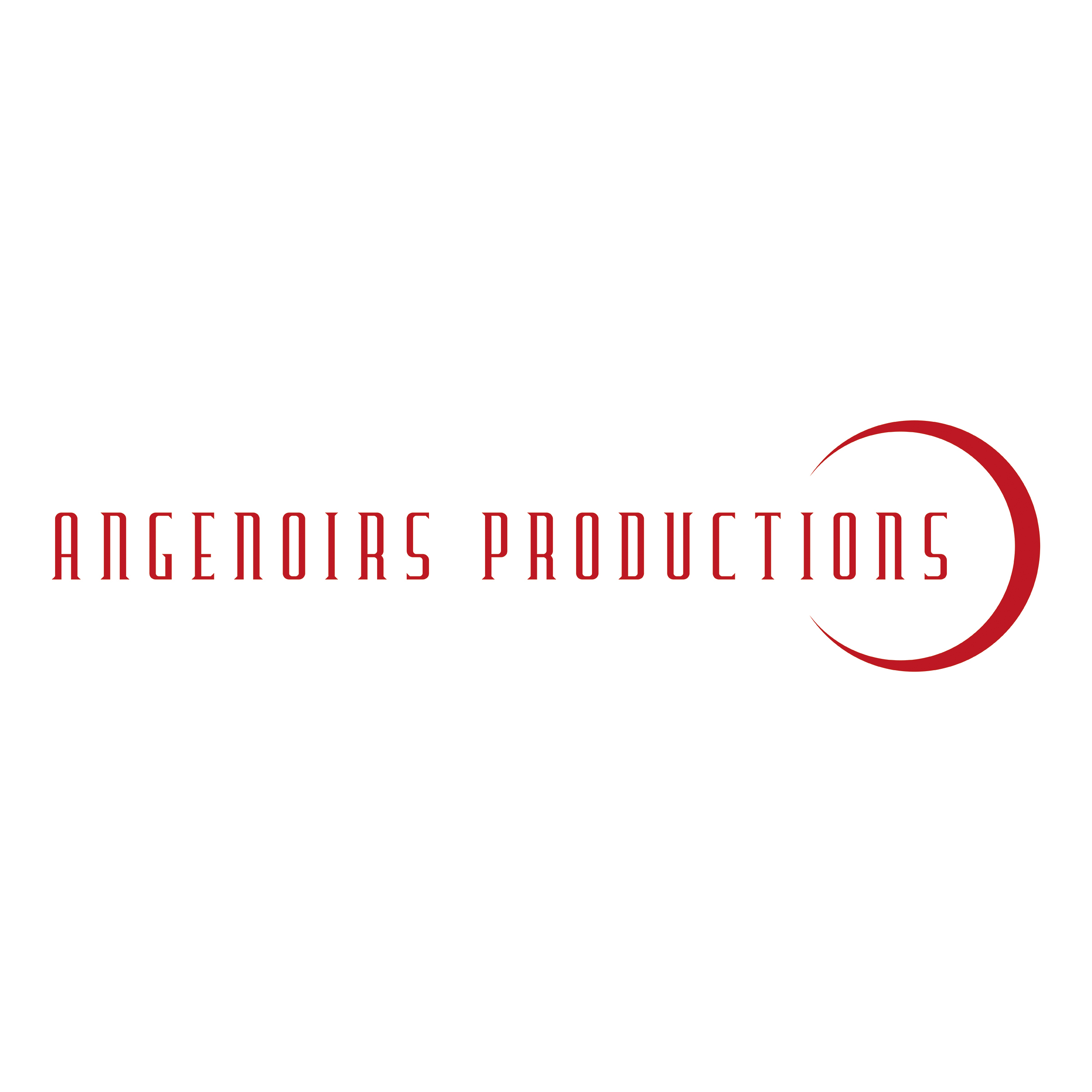 Logo Angenoirs Productions